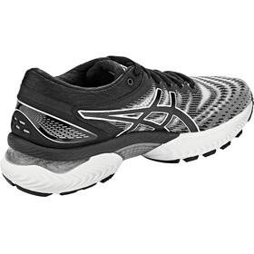 asics Gel-Nimbus 22 Scarpe Donna, white/black